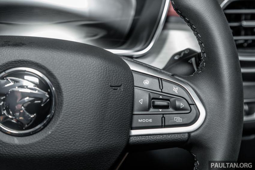 Proton X50 SUV previewed – 4 variants, 6 colours, 1.5TGDi and 7DCT, Level 2 semi-autonomous driving Image #1177276