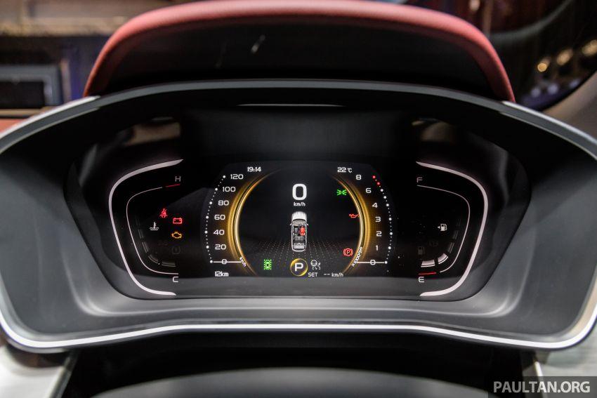 Proton X50 SUV previewed – 4 variants, 6 colours, 1.5TGDi and 7DCT, Level 2 semi-autonomous driving Image #1177277