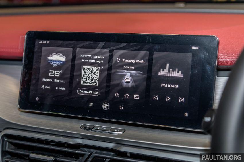 Proton X50 SUV previewed – 4 variants, 6 colours, 1.5TGDi and 7DCT, Level 2 semi-autonomous driving Image #1177282
