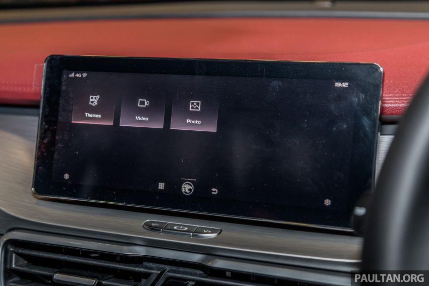 Proton X50 SUV previewed – 4 variants, 6 colours, 1.5TGDi and 7DCT, Level 2 semi-autonomous driving Image #1177284