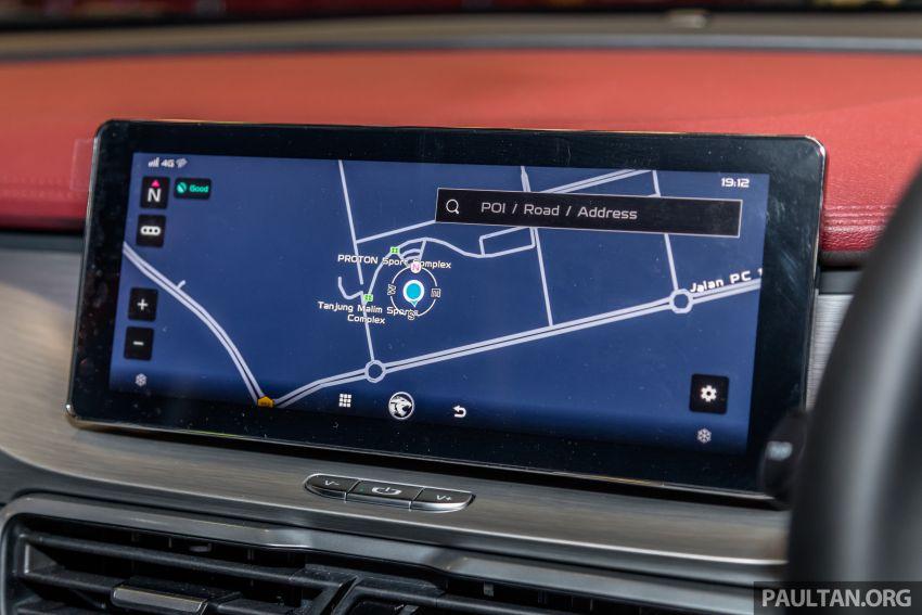 Proton X50 SUV previewed – 4 variants, 6 colours, 1.5TGDi and 7DCT, Level 2 semi-autonomous driving Image #1177286