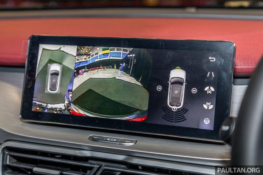 Proton X50 SUV previewed – 4 variants, 6 colours, 1.5TGDi and 7DCT, Level 2 semi-autonomous driving Image #1177288