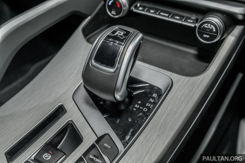 Proton X50 SUV previewed – 4 variants, 6 colours, 1.5TGDi and 7DCT, Level 2 semi-autonomous driving Image #1177293