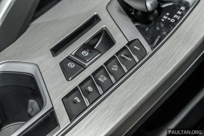 Proton X50 SUV previewed – 4 variants, 6 colours, 1.5TGDi and 7DCT, Level 2 semi-autonomous driving Image #1177294