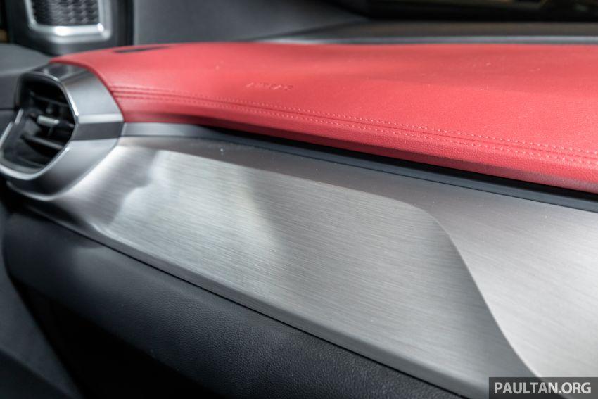 Proton X50 SUV previewed – 4 variants, 6 colours, 1.5TGDi and 7DCT, Level 2 semi-autonomous driving Image #1177301