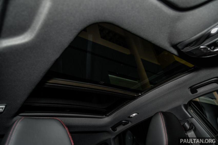 Proton X50 SUV previewed – 4 variants, 6 colours, 1.5TGDi and 7DCT, Level 2 semi-autonomous driving Image #1177313