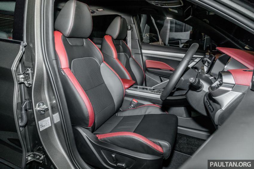 Proton X50 SUV previewed – 4 variants, 6 colours, 1.5TGDi and 7DCT, Level 2 semi-autonomous driving Image #1177314