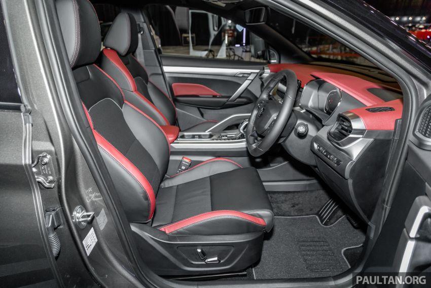 Proton X50 SUV previewed – 4 variants, 6 colours, 1.5TGDi and 7DCT, Level 2 semi-autonomous driving Image #1177316