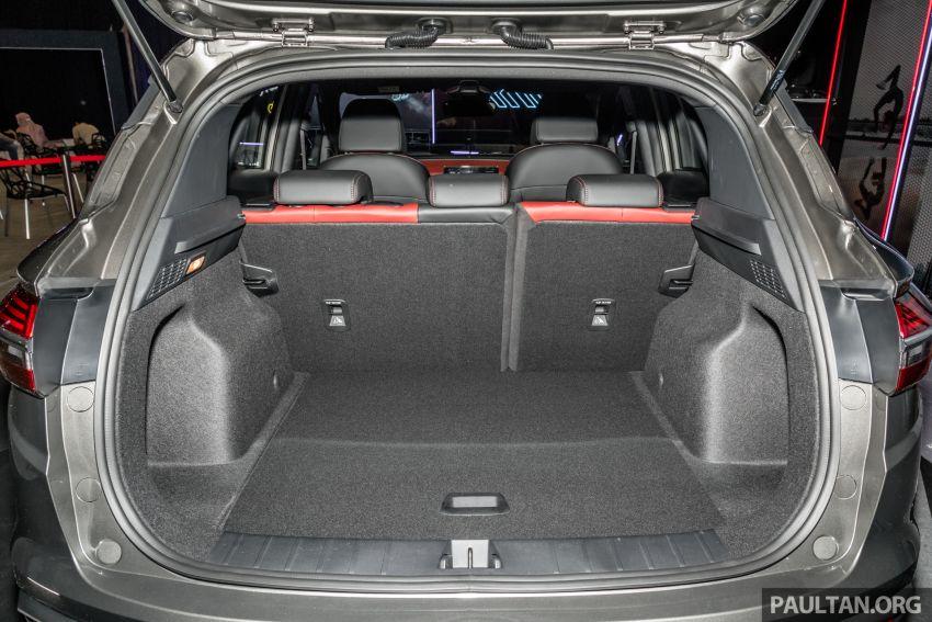 Proton X50 SUV previewed – 4 variants, 6 colours, 1.5TGDi and 7DCT, Level 2 semi-autonomous driving Image #1177329
