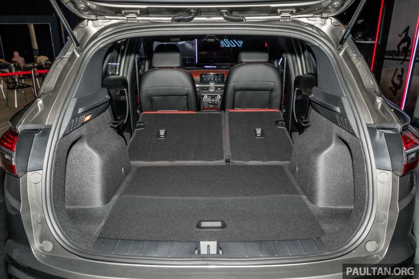 Proton X50 SUV previewed – 4 variants, 6 colours, 1.5TGDi and 7DCT, Level 2 semi-autonomous driving Image #1177331