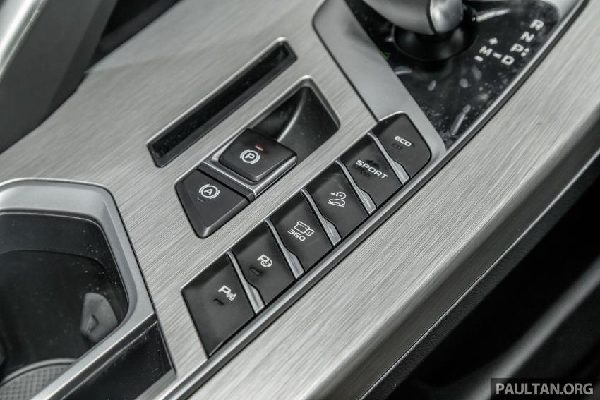 Proton X50 ditunjuk secara rasmi – tempahan dibuka, TGDi 1.5L 3-silinder, ciri semi autonomous Tahap 2 Image #1176800