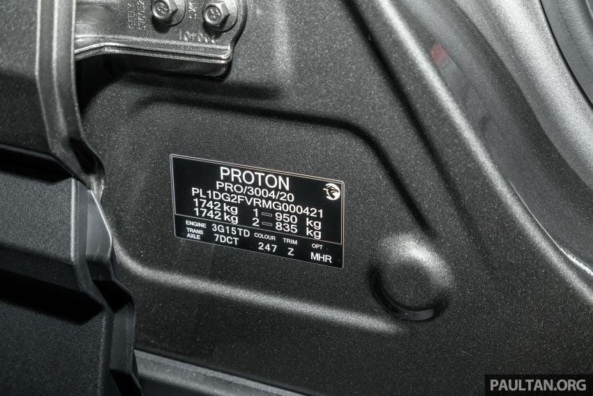 Proton X50 ditunjuk secara rasmi – tempahan dibuka, TGDi 1.5L 3-silinder, ciri semi autonomous Tahap 2 Image #1176815