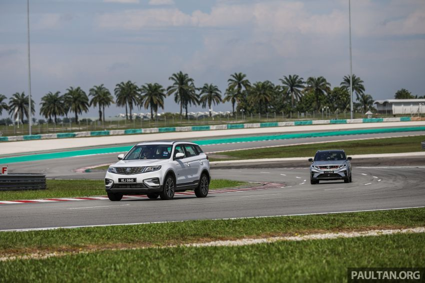 Proton X50 – 1.5T PFI port-injection three-cylinder turbo engine will be used on future Proton models Image #1186304