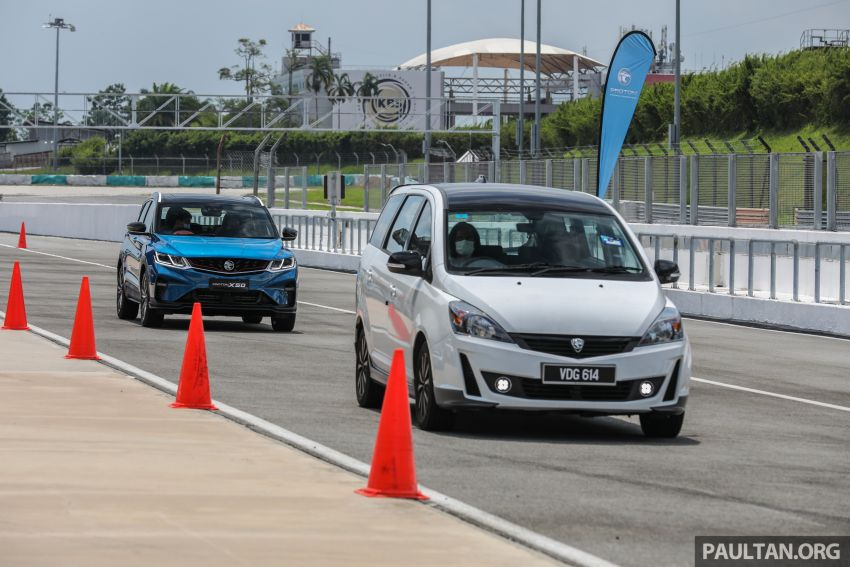 Proton X50 – 1.5T PFI port-injection three-cylinder turbo engine will be used on future Proton models Image #1186290