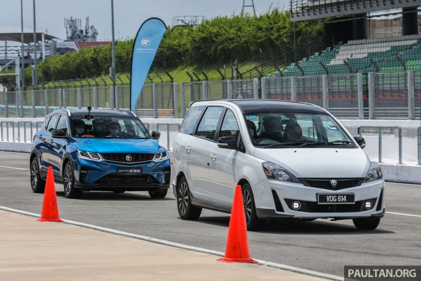 Proton X50 – 1.5T PFI port-injection three-cylinder turbo engine will be used on future Proton models Image #1186291
