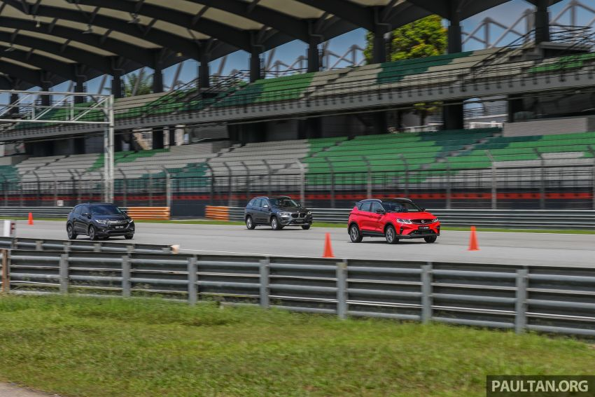 Proton X50 – 1.5T PFI port-injection three-cylinder turbo engine will be used on future Proton models Image #1186306