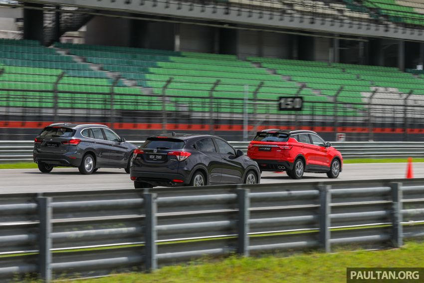 Proton X50 – 1.5T PFI port-injection three-cylinder turbo engine will be used on future Proton models Image #1186307
