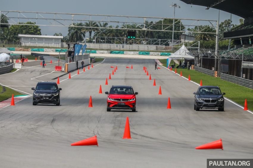 Proton X50 – 1.5T PFI port-injection three-cylinder turbo engine will be used on future Proton models Image #1186309