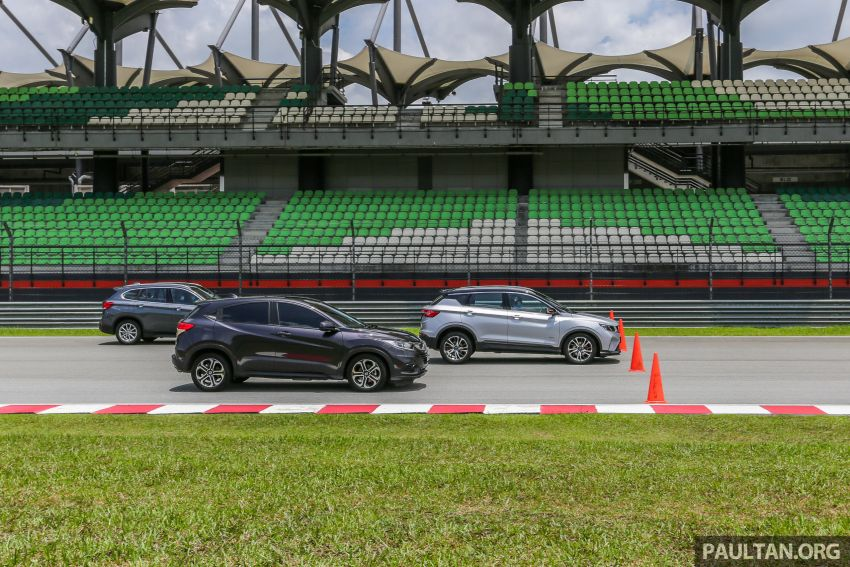 Proton X50 – 1.5T PFI port-injection three-cylinder turbo engine will be used on future Proton models Image #1186284