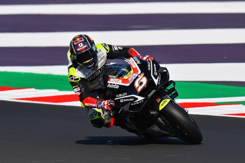 2020 MotoGP: Morbidelli takes maiden win at Misano Image #1176139