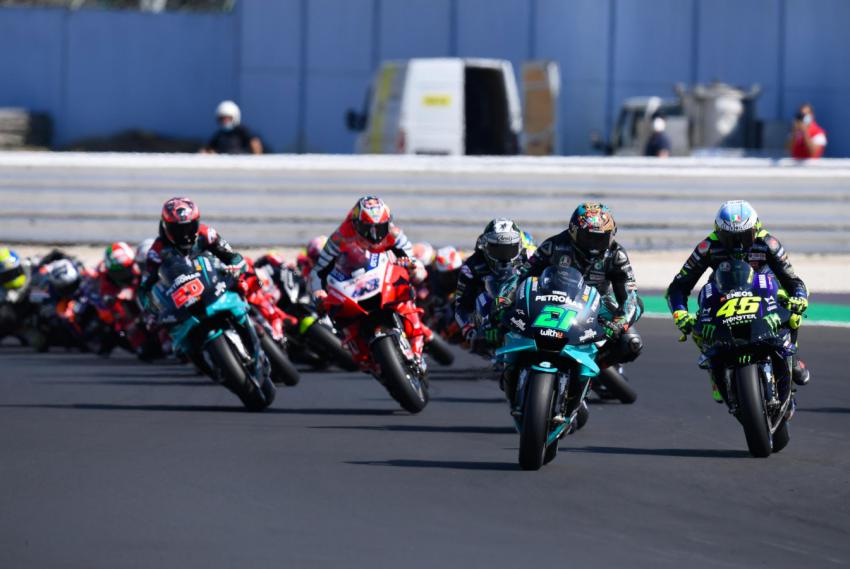 2020 MotoGP: Morbidelli takes maiden win at Misano Image #1176147
