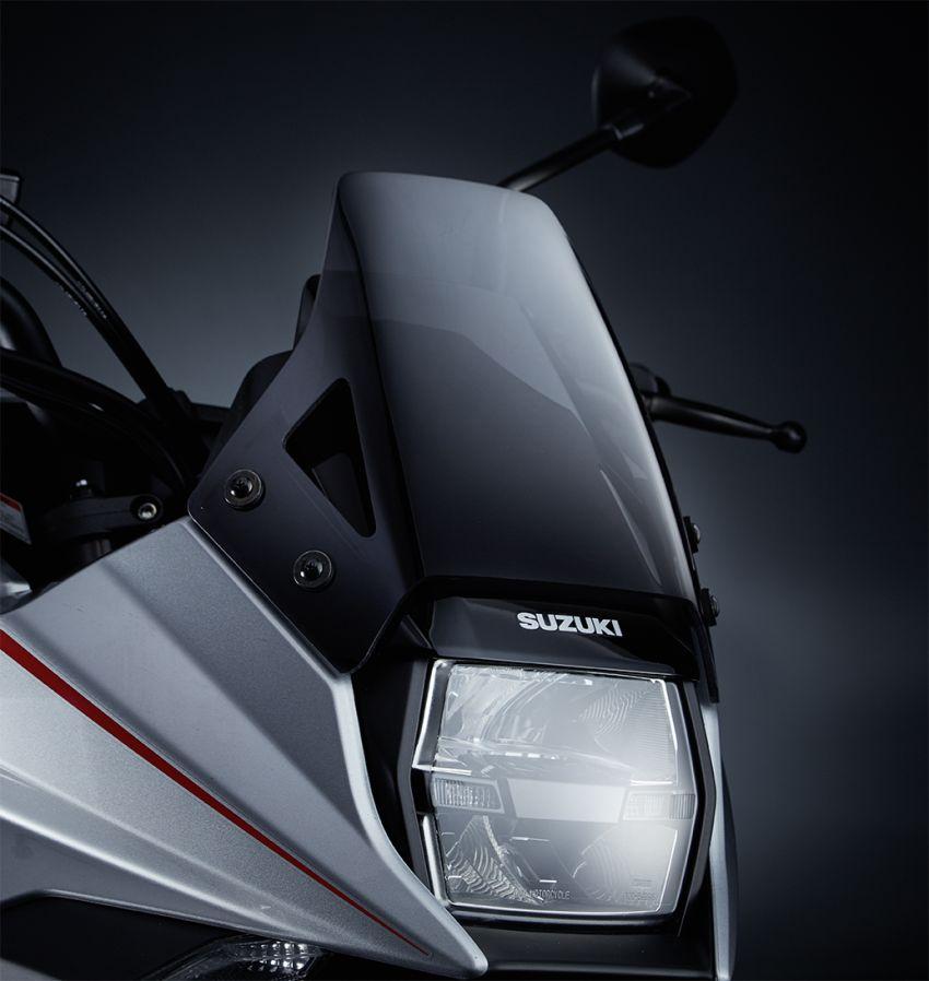 2020 Suzuki Katana with Shogun and Samurai limited edition accessory packs on sale in Australia Image #1170928