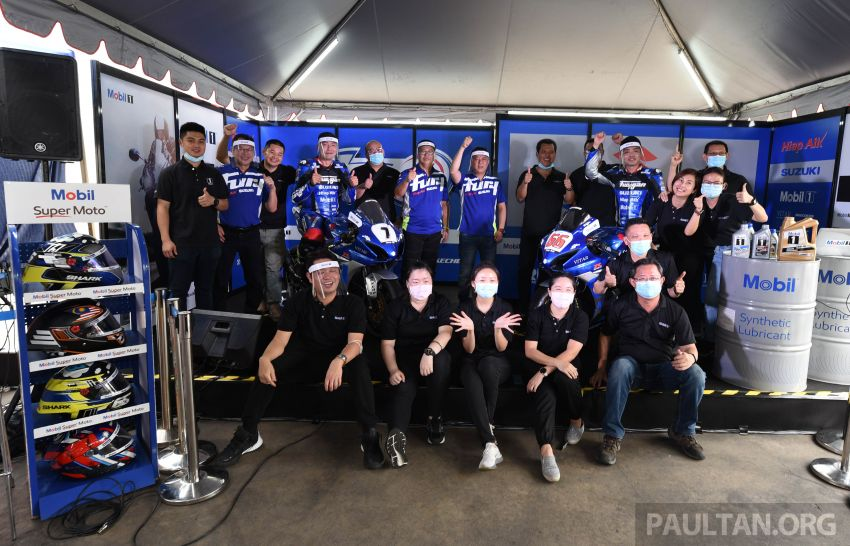 2020 MSBK: Team Hiap Aik Suzuki Racing launch Image #1179711