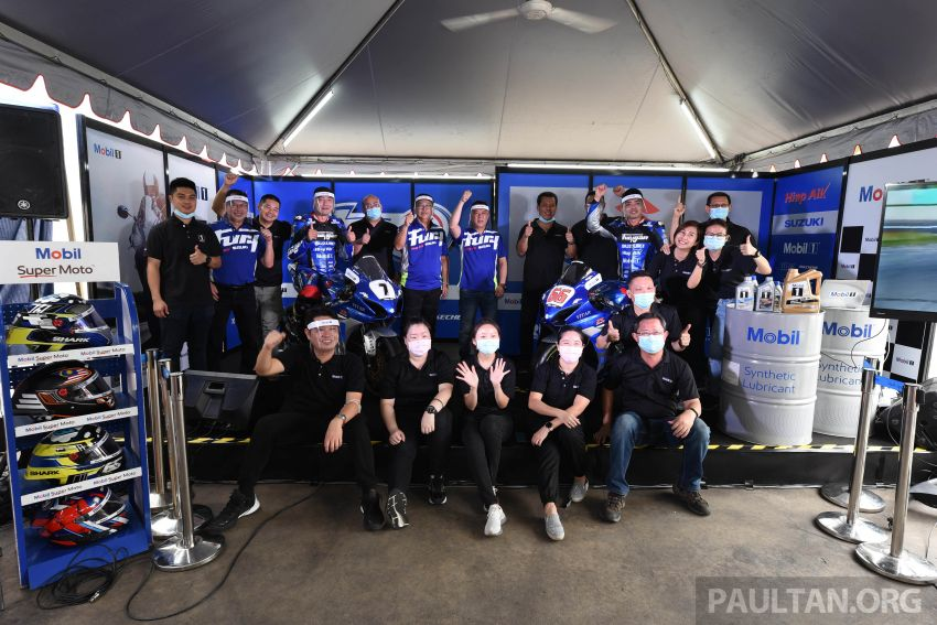 2020 MSBK: Team Hiap Aik Suzuki Racing launch Image #1179712
