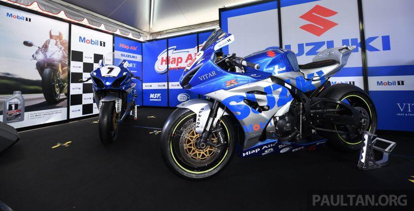 2020 MSBK: Team Hiap Aik Suzuki Racing launch Image #1179714