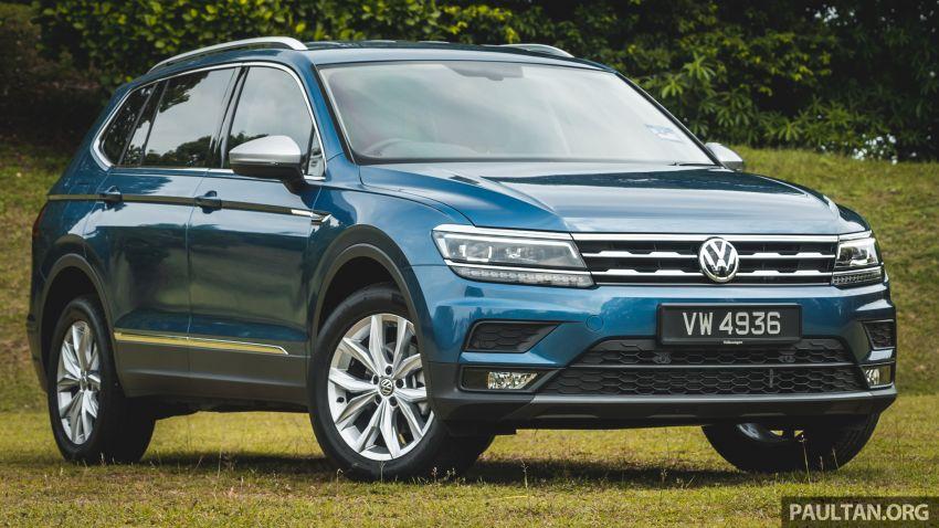 GALLERY: Volkswagen Tiguan Allspace 1.4, 2.0 R-Line Image #1183598