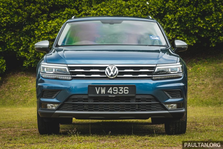 GALLERY: Volkswagen Tiguan Allspace 1.4, 2.0 R-Line Image #1183601