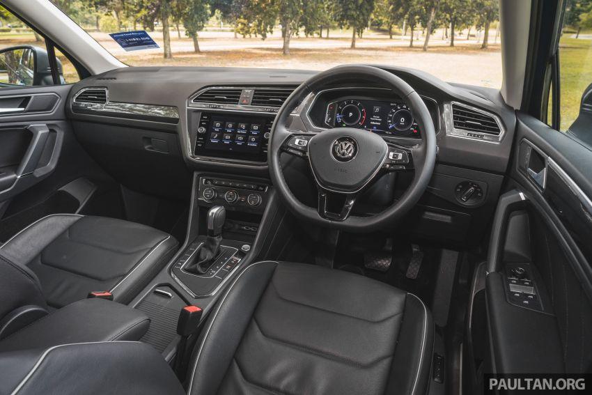 GALLERY: Volkswagen Tiguan Allspace 1.4, 2.0 R-Line Image #1183630