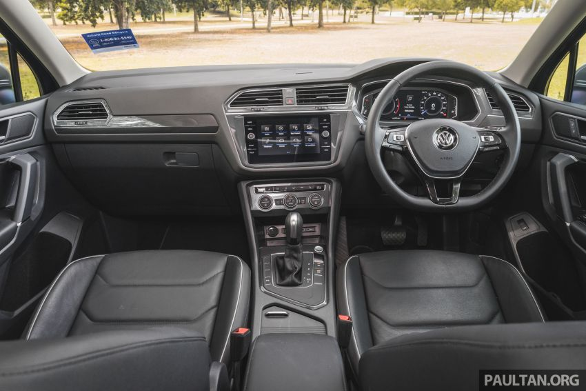 GALLERY: Volkswagen Tiguan Allspace 1.4, 2.0 R-Line Image #1183631