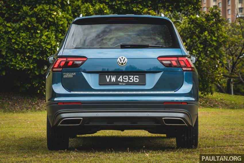 GALLERY: Volkswagen Tiguan Allspace 1.4, 2.0 R-Line Image #1183602