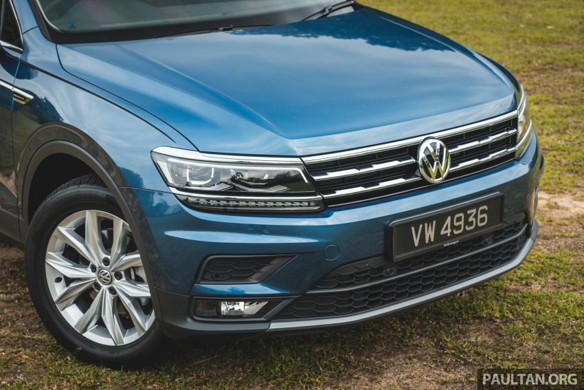 GALLERY: Volkswagen Tiguan Allspace 1.4, 2.0 R-Line Image #1183604