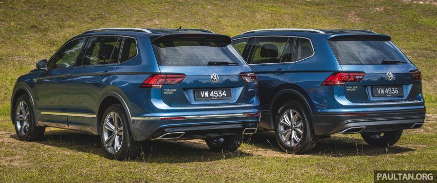 GALLERY: Volkswagen Tiguan Allspace 1.4, 2.0 R-Line Image #1183595