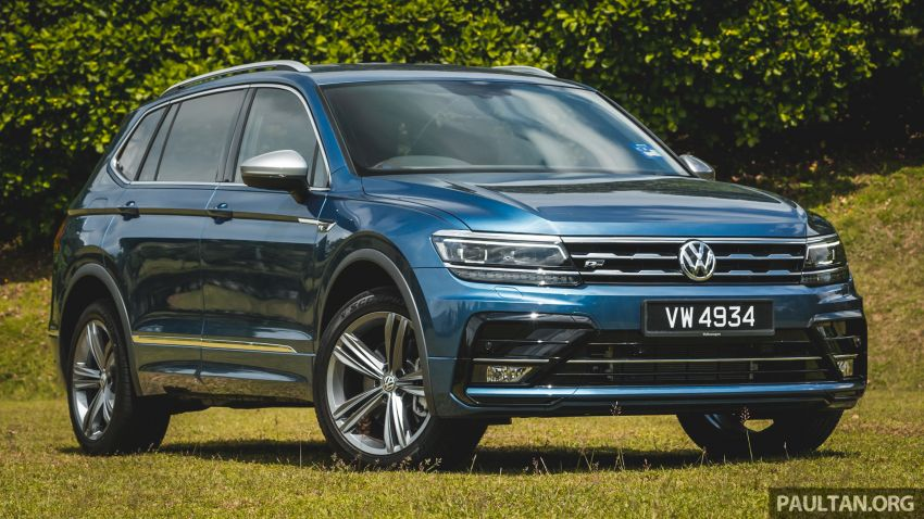 GALLERY: Volkswagen Tiguan Allspace 1.4, 2.0 R-Line Image #1183695
