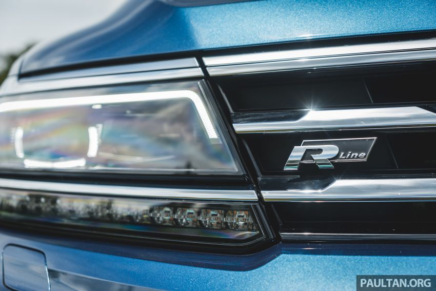 GALLERY: Volkswagen Tiguan Allspace 1.4, 2.0 R-Line Image #1183704