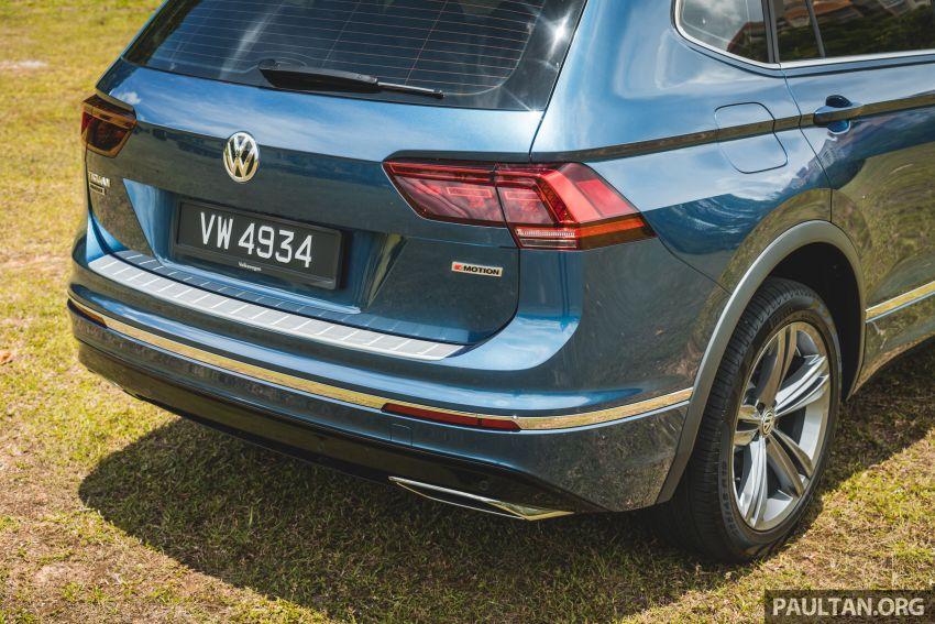 GALLERY: Volkswagen Tiguan Allspace 1.4, 2.0 R-Line Image #1183715