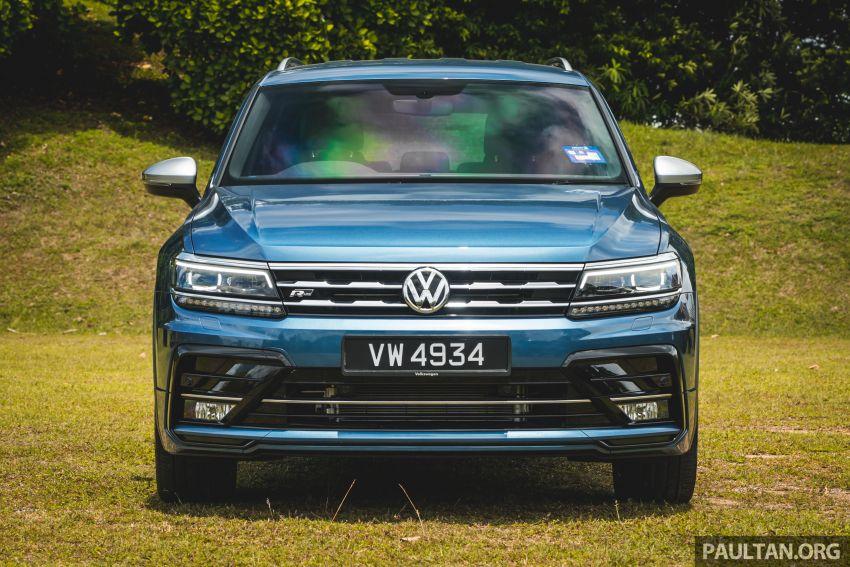 GALLERY: Volkswagen Tiguan Allspace 1.4, 2.0 R-Line Image #1183697