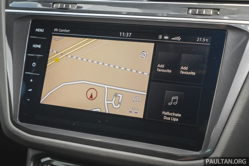 GALLERY: Volkswagen Tiguan Allspace 1.4, 2.0 R-Line Image #1183744