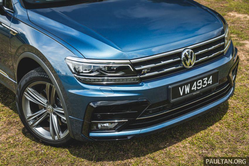 GALLERY: Volkswagen Tiguan Allspace 1.4, 2.0 R-Line Image #1183700