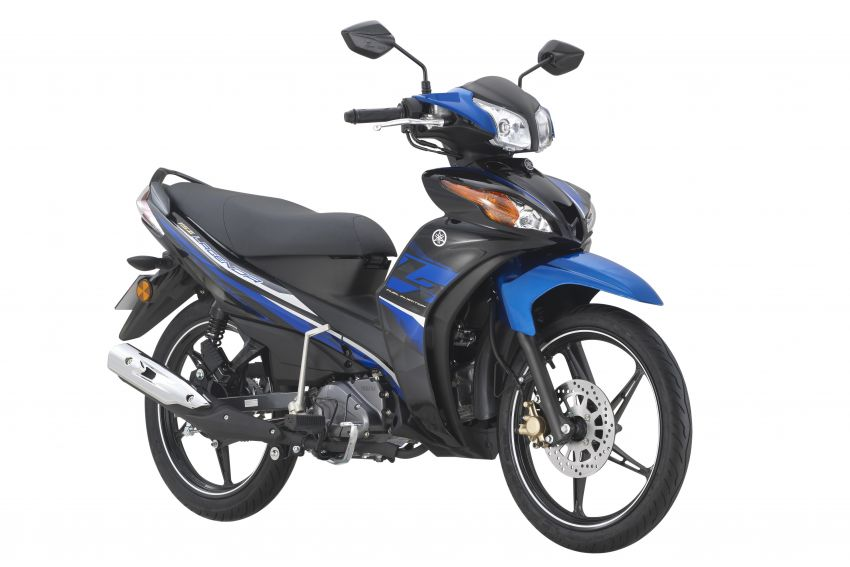 2020 Yamaha Lagenda 115Z updated in new colours for Malaysia, RM5,180 recommended retail price Image #1174290
