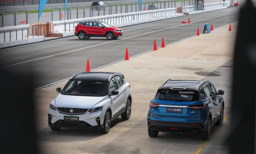Proton X50 – 1.5T PFI port-injection three-cylinder turbo engine will be used on future Proton models Image #1186534