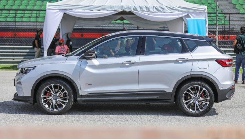 Proton X50 – 1.5T PFI port-injection three-cylinder turbo engine will be used on future Proton models Image #1186439