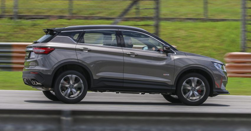 Proton X50 – 1.5T PFI port-injection three-cylinder turbo engine will be used on future Proton models Image #1186535