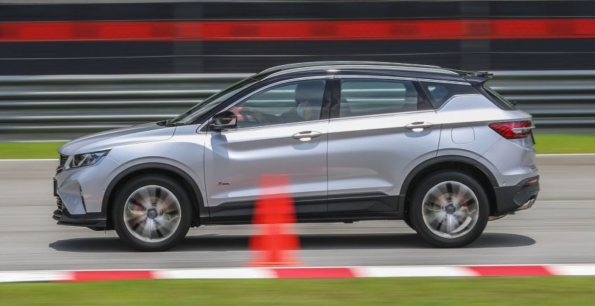 Proton X50 – 1.5T PFI port-injection three-cylinder turbo engine will be used on future Proton models Image #1186533