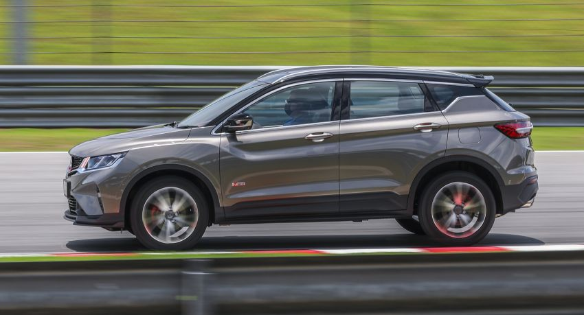 Proton X50 – 1.5T PFI port-injection three-cylinder turbo engine will be used on future Proton models Image #1186536