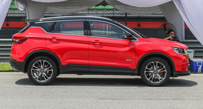 Proton X50 – 1.5T PFI port-injection three-cylinder turbo engine will be used on future Proton models Image #1186421
