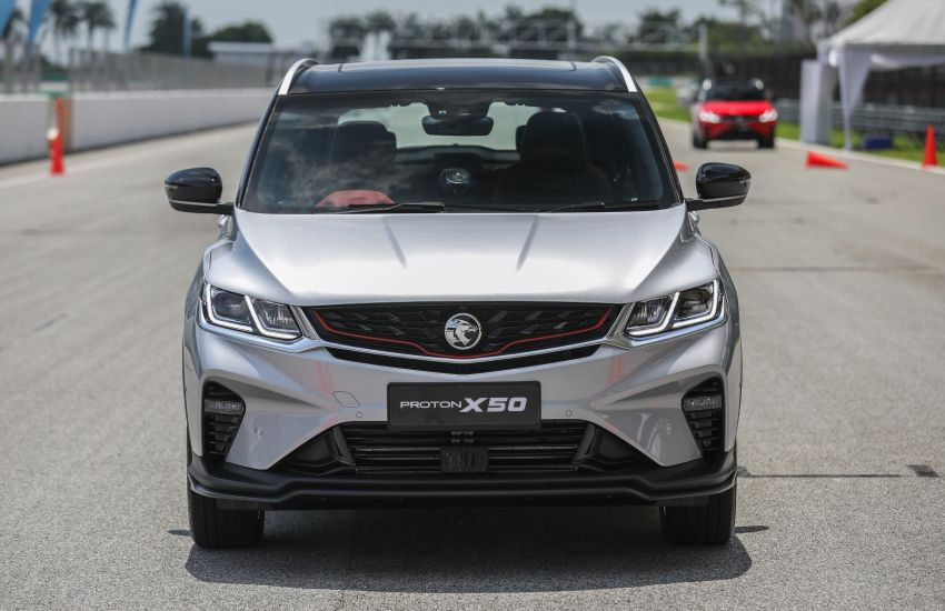 Proton X50 – 1.5T PFI port-injection three-cylinder turbo engine will be used on future Proton models Image #1186427